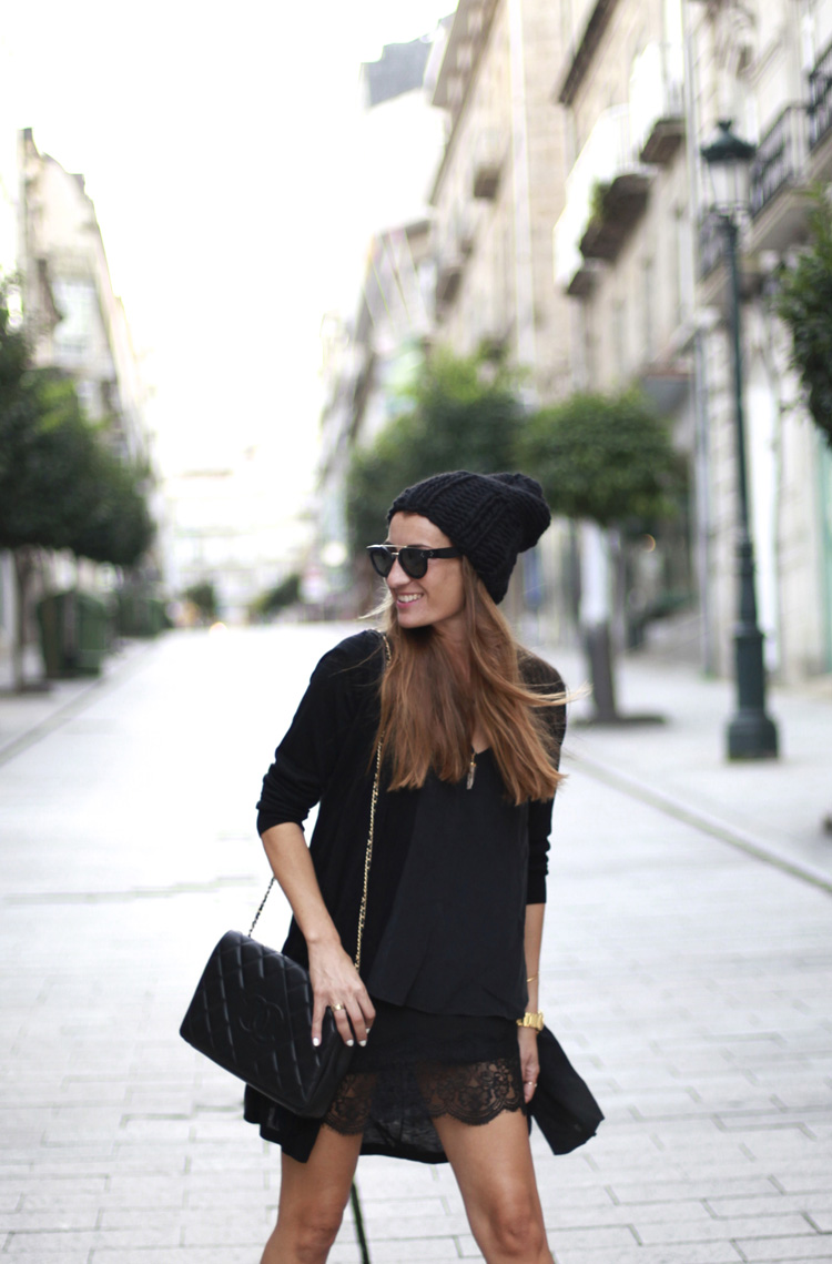 Lace & beanie-76068-bartabacmode
