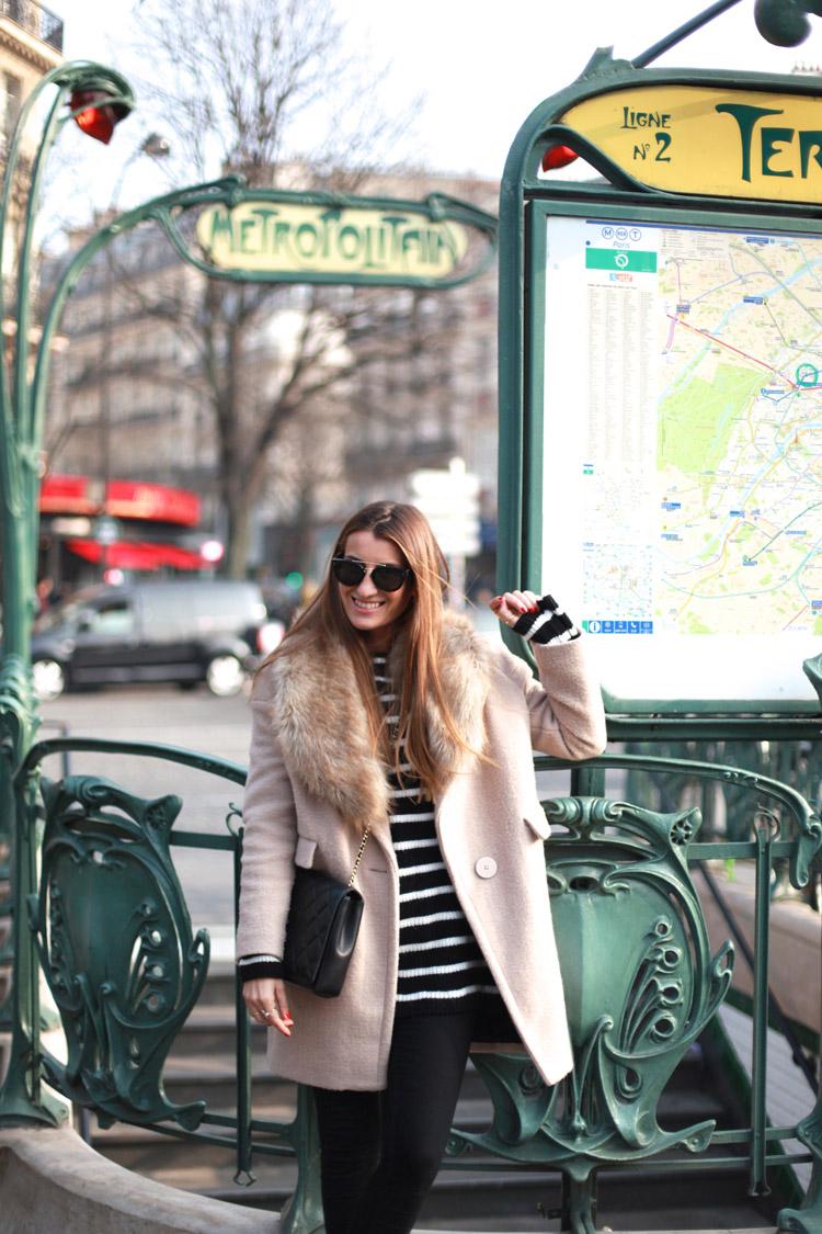 Metropolitain . Paris-80640-bartabacmode