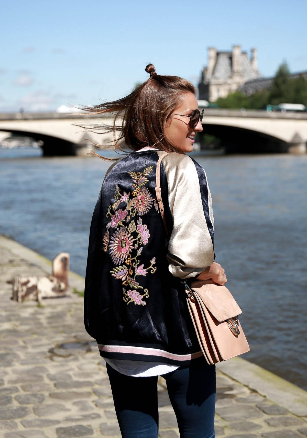 BOMBER LOVER - LA SEINE , PARIS-94246-bartabacmode