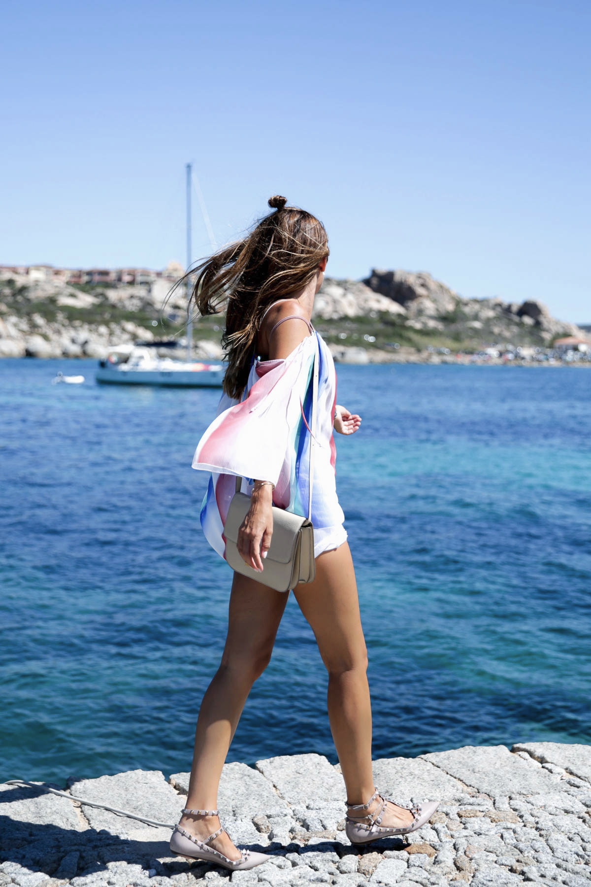 bartabac moda fashion blog celine shorts valentino bag bolso s-5