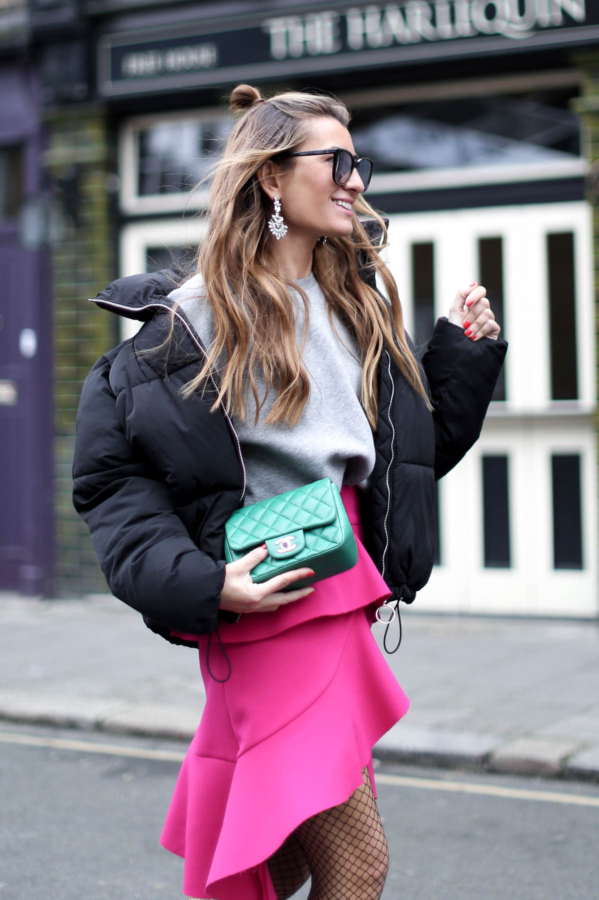POP OF PINK IN #LFW-99141-bartabacmode