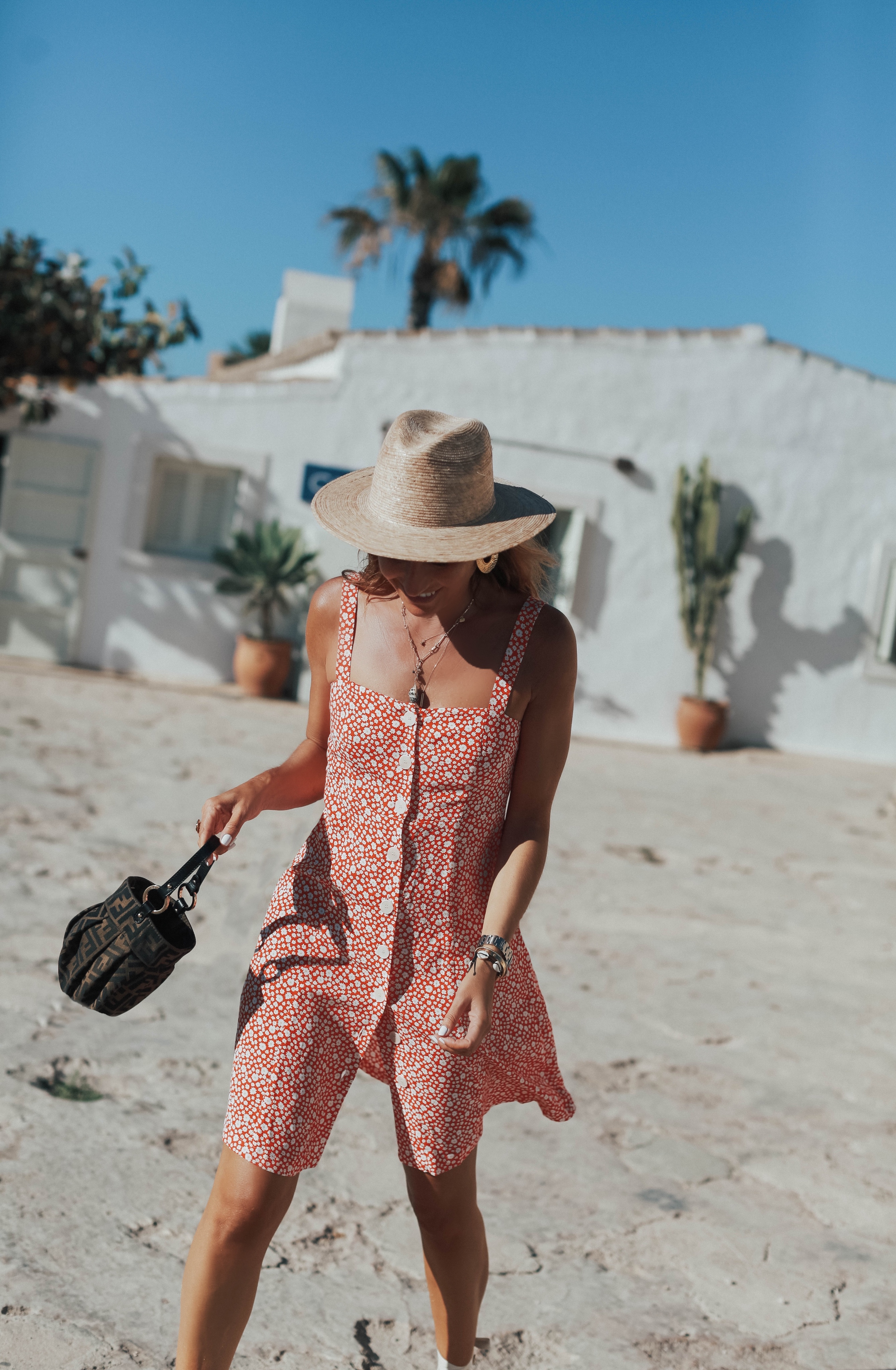 LITTLE FLOWERED DRESS IN FORMENTERA-110585-bartabacmode